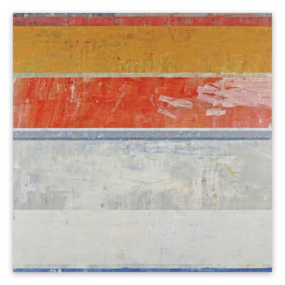 Clay Johnson, 'The Delegation (Abstract painting)', 2020