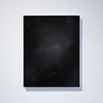 Peter Halasz, 'Dark Star I', 2018