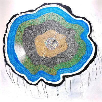 Trokon Nagbe, 'Growth ', 2009