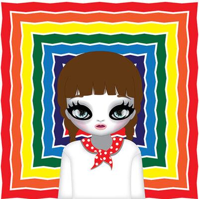 Mari Kim, 'Korean Rainbow 2', 2015