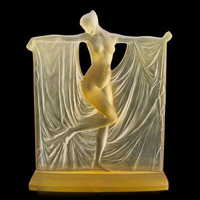 Lalique, 'Suzanne statuette', des. 1925