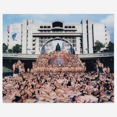 Spencer Tunick, 'Venezuela 3 (Caracas Museum of Contemporary Art)', 2006