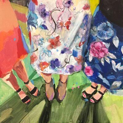Phyllis Gorsen, 'Toe to Toe '