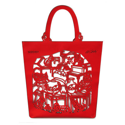 Ai Weiwei, 'The China Bag (Cats & Dogs) Bag', 2020