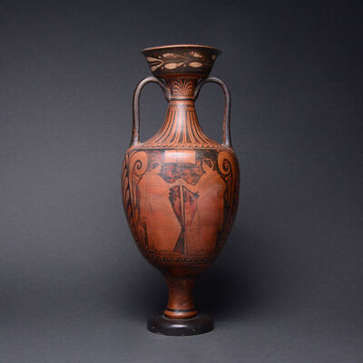 Unknown Greek, 'Apulian Amphora', 400 BC to 300 BC