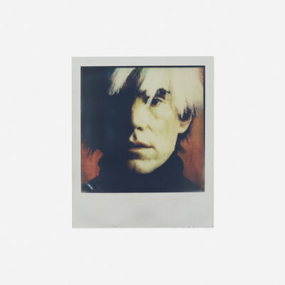 Andy Warhol, 'Self-Portrait', c. 1984