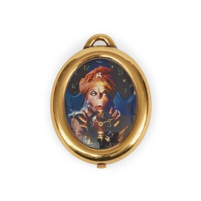 """Cindy Sherman, '""""The Fortune Teller"""", Limited Edition Artist Created Pocket Watch', 1993"""