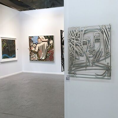 JoAnne Artman Gallery @  Context New York | BOOTH C17, installation view