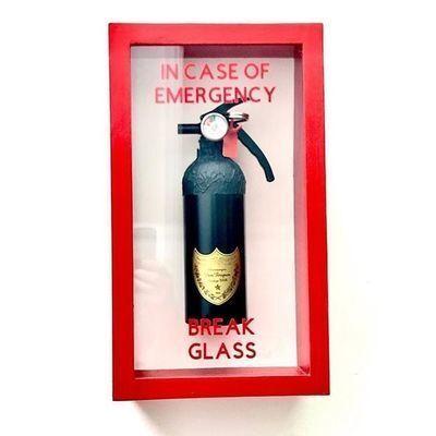Plastic Jesus, 'In Case of Emergency Break Glass - Dom 2008', 2020