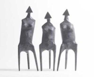 Lynn Chadwick, 'Three Standing Figures', 1987