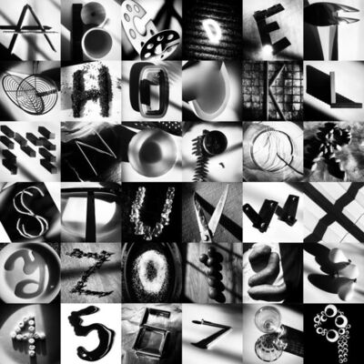 Trevor Messersmith, '36 Days of Type', 2020