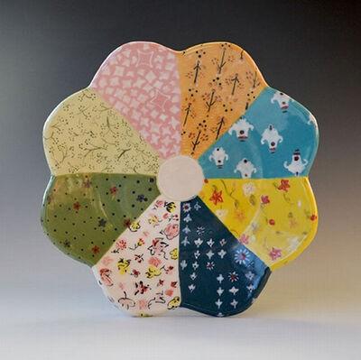 Rachel Hubbard Kline, 'Dresden Plate', 2016