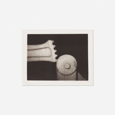 Barbara Crane, 'Machine Scenes', 1983