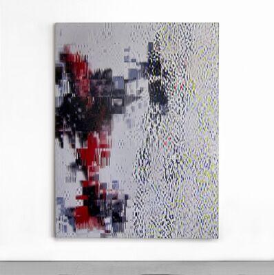 "Konrad Wyrebek, '""Plain on Arctic Ice""', 2018"