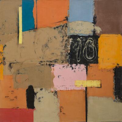 Michael Wright, '#10', 1998