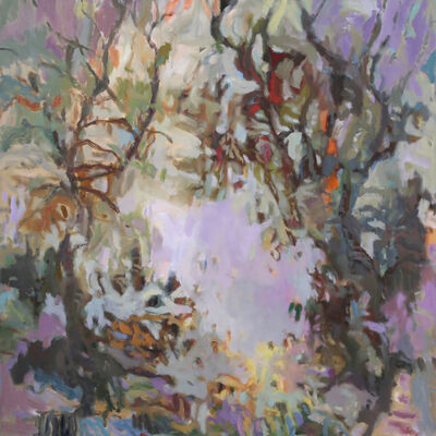 Joyce Howell, 'Cardinalis', 2021