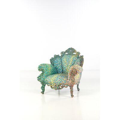 Alessandro Mendini, 'Poltrona di Proust - Unique piece - Armchair', 1978