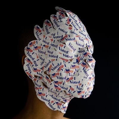 Wilmer Wilson IV, 'Model Citizen (Head)', 2012