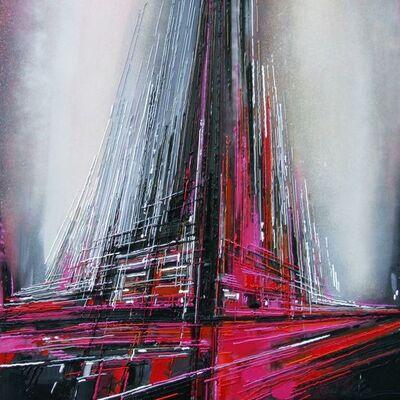 Leslie Berthet Laval, 'Urban City XX', 2019