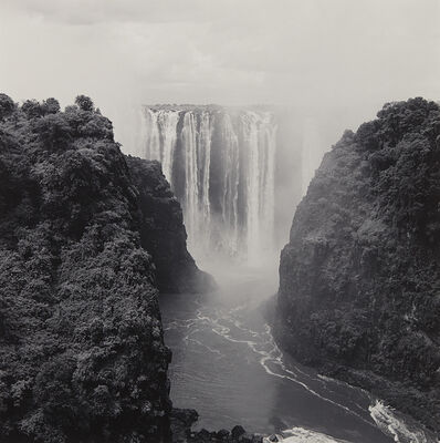Lynn Davis, 'Victoria Falls, Zimbabwe', 1998