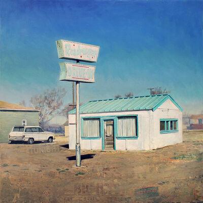 Jason Kowalski, 'Roadrunner Drive-In', 2018