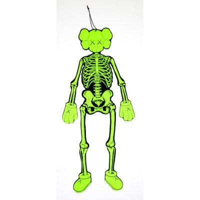 KAWS, 'Halloween Companion (Green)', 2007