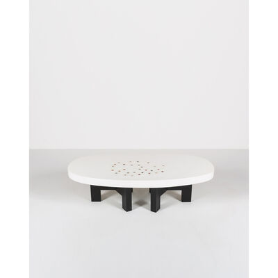 Ado Chale, 'Low table', 1980