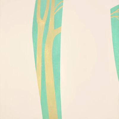 Helen Lundeberg, 'Among the Trees', 1962