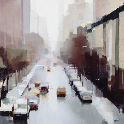 Lisa Breslow, 'Snow Day', 2014