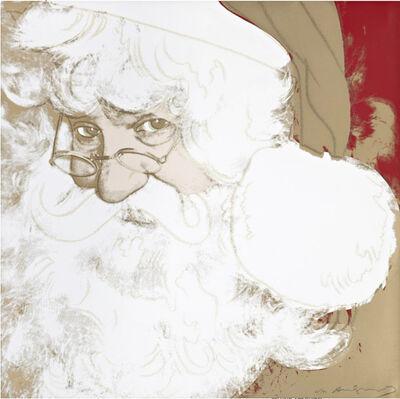 Andy Warhol, 'Santa Claus ', 1981