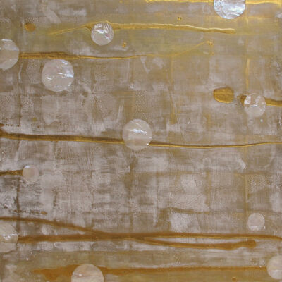 Nancy Lorenz, 'Untitled Yellow Gold and Pearl (Chanel)', 2011