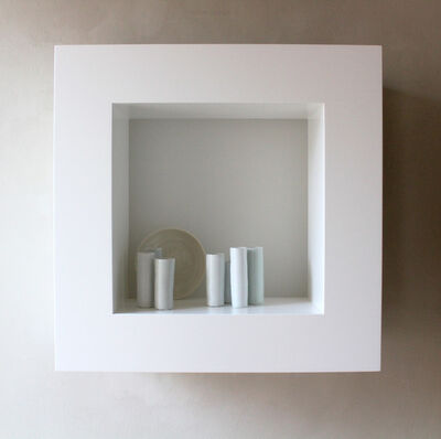 Edmund De Waal, 'in a new land', 2013
