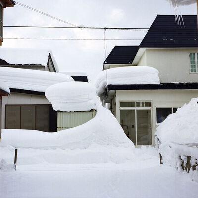 Hiroyo Kaneko, 'Snow Shoveling #48, from the series New Memories', 2012