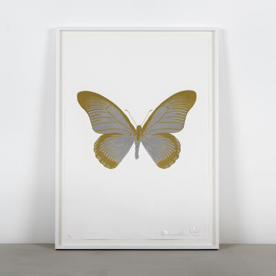 Damien Hirst, 'The Souls IV - Silver Gloss - Oriental Gold', 2010