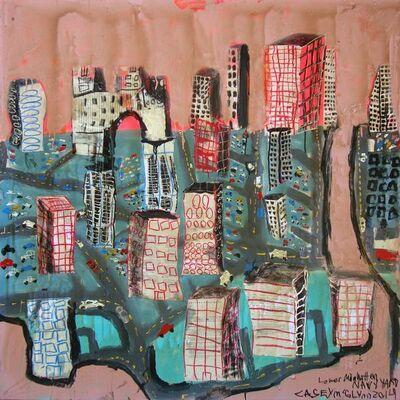 Casey McGlynn, 'Lower Manhattan & the Navy Yard', 2014