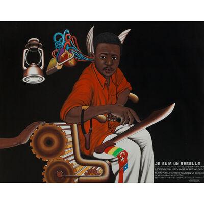 Chéri Samba, 'Je suis un rebelle', 2003