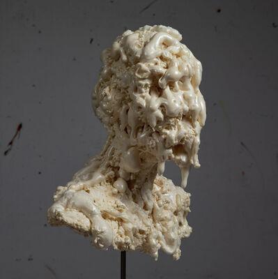Salman Khoshroo, 'Foam Bust Experiment', 2019