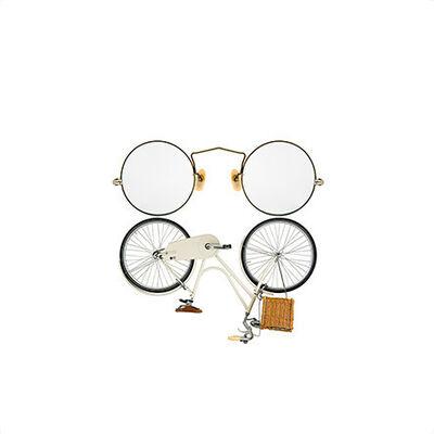 Guto Lacaz, 'pares ímpares bicicleta', 2009