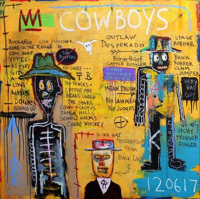 Michael Snodgrass, 'Cowboys', 2019