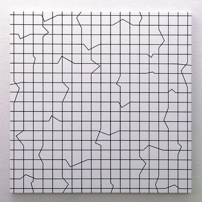 Esther Stocker, 'Untitled', 2017