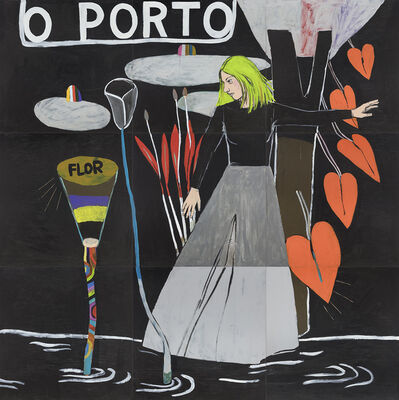 Vânia Mignone, 'O Porto', 2017