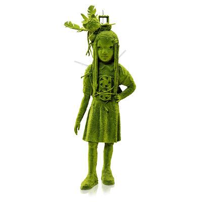 Kim Simonsson, 'Mossgirl With Hat', 2020