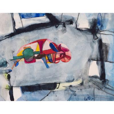 Maurice Estève, 'Untitled, n°340', 1958