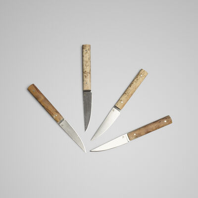 Daghorn, 'knives, set of four'