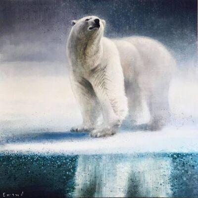 Ewoud De Groot, 'Polar Bear II', 2020
