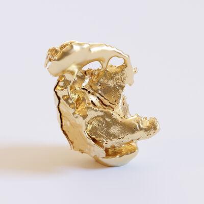 Dries Lips, 'Golden 01', 2019