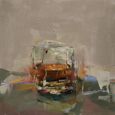 Kai Samuels-Davis, 'The Vessel VIII', 2019