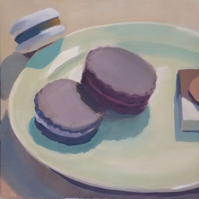 Yuri Tayshete, 'Chocolate Cookies', 2019