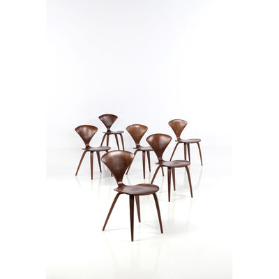 Norman Cherner, 'Set Of Six Chairs', around 1958