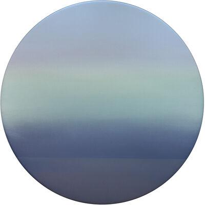 Miya Ando, 'Blue Green Pink Moon 9.19.42.1.M.1.2.3.G.1.L.20', 2019